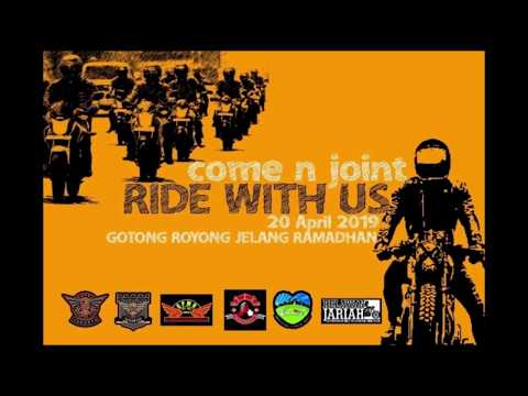 Sambut Ramadhan, Komunitas Wisata Panti Dan Komunitas Motor Gotong Royong Renovasi Mushalla
