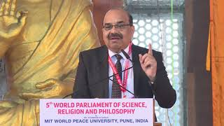 Session 1- Speech By Speaker- Shri Puneet K. Narula at 5th World Parliament