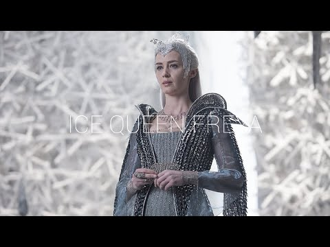Ice Queen Freya || Her story || Snow White and the Huntsman