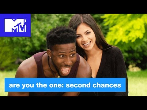 Perfect Match: Derrick and Casandra | Are You The One: Second Chances | MTV