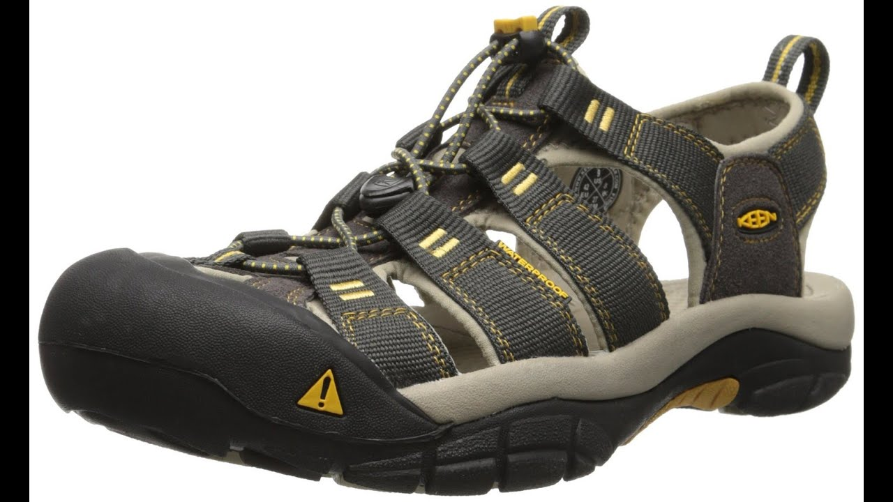 KEEN Men\u0026#39;s Newport H2 Sandal - YouTube