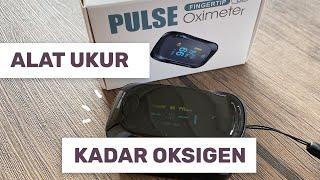 Review Pulse Oximeter Fingertip   Cara Menggunakan Pulse Oximeter   Vania Utami