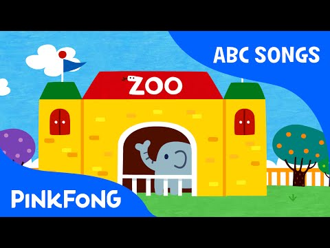 The Phonics Zoo | ABC Alphabet Songs | Phonics | PINKFONG Songs For Children