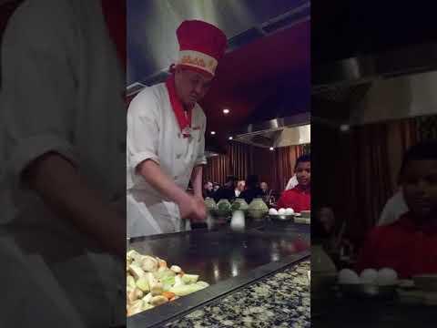 Deanna And P-Nuttz Birthday Celebration At Arirang Hibachi Steakhouse