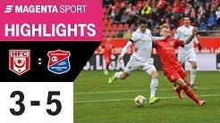 Hallescher FC - SpVgg Unterhaching | Spieltag 25, 19/20 | MAGENTA SPORT
