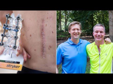 Man Paralyzed in Bike Crash to Run Half Marathon With His Surgeon