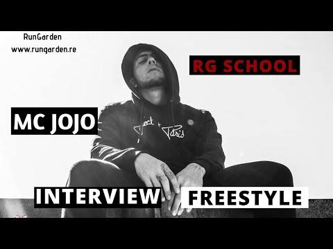 RG School - MC Jojo (Les Ninjas, New Generation, le Rap Local, la Technique, etc) - Freestyle Live