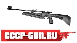 Пневматическая винтовка ИЖ 60 (Видео-Обзор)