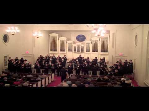 Sarkandaila roze auga (arr. Andrejs Jansons); Alexandria Choral Society