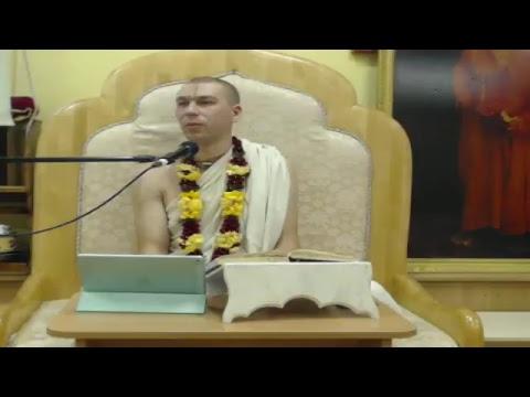 Шримад Бхагаватам 4.20.3 - Ашрая Кришна прабху