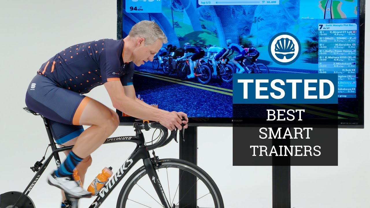 Best Cycling Smart Trainers - 10-Way Mega-Test - YouTube 9204931ae
