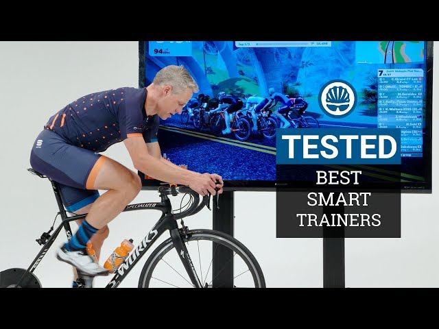 Best Cycling Smart Trainers - 10-Way Mega-Test