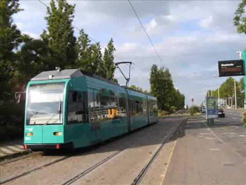 Straßenbahnlinie 11 Frankfurt