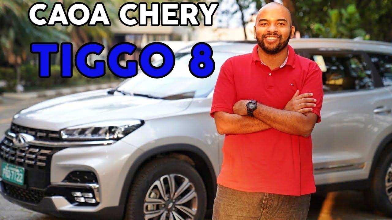 CAOA CHERY TIGGO 8 - AVALIAÇÃO COMPLETA