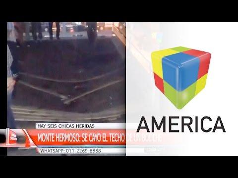 Cayó parte del techo de un boliche en Monte Hermoso y hubo seis heridos