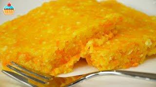 Ну, оОчень вкусная - Морковно-творожная запеканка!