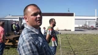 WG Krosin - finał, impreza, przylot gołębi - 19.09.2015r.
