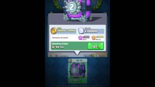 10,000 CARD CHEST!!! SECOND PLACE IN BREN CHONGS TOURNEY!!!