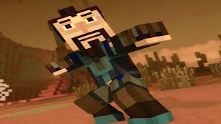 Minecraft Story Mode Season 2 Episode 4 - Ivor is a Ninja