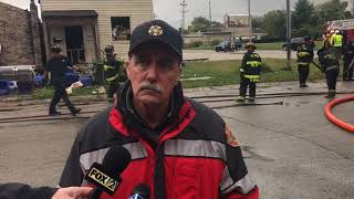Video: Fatal fire 7800 block of Water Street