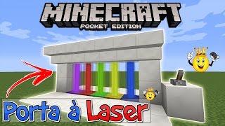 ⭐️Como fazer Porta à Laser Minecraft 1.2