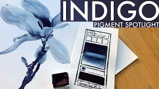 Indigo NB1 | Pigment Spotlight