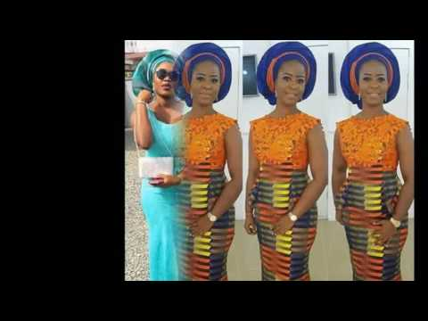 Nice Attractive collection of Ankara styles