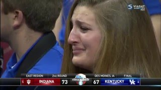 March Sadness 2016: Heartbreak & Tears from the NCAA Tournament