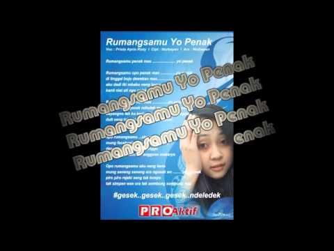 Rumangsamu Yo Penak   Prista Apria Risty  Official Video