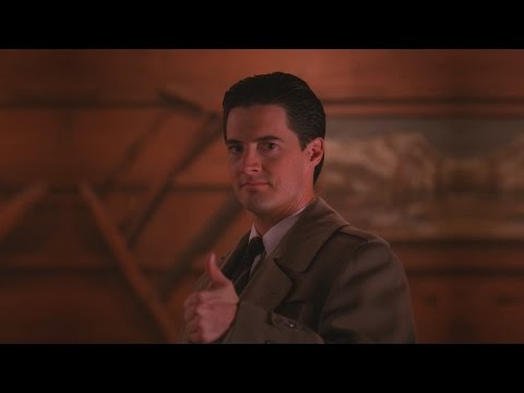 Every thumbs up by Special Agent Dale Cooper (Short version)