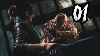 Resident Evil Revelations 2 Walkthrough - Part 1 (Ep.1) Gameplay PC 1080p60fps