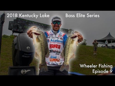 2018 Kentucky Lake | Elite Series | Wheeler Fishing Episode 9
