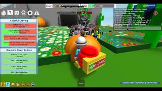 Roblox Bee Swarm Simulator how to easily defeat mobs!