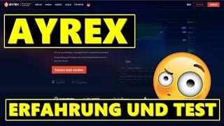 AYREX BETRUG? ➤EHRLICHE ERFAHRUNG ➤TEST AUF DEUTSCH