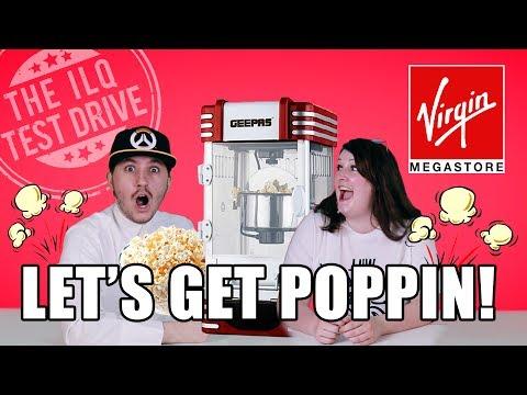 [ILQ Test Drive] Flavored popcorn face-off