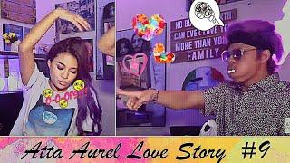 #9 Cincin Berlian Misteri & Pertemuan Keluarga Besar Atta Aurel Love Story Perjalanan Cinta Duo AHHA