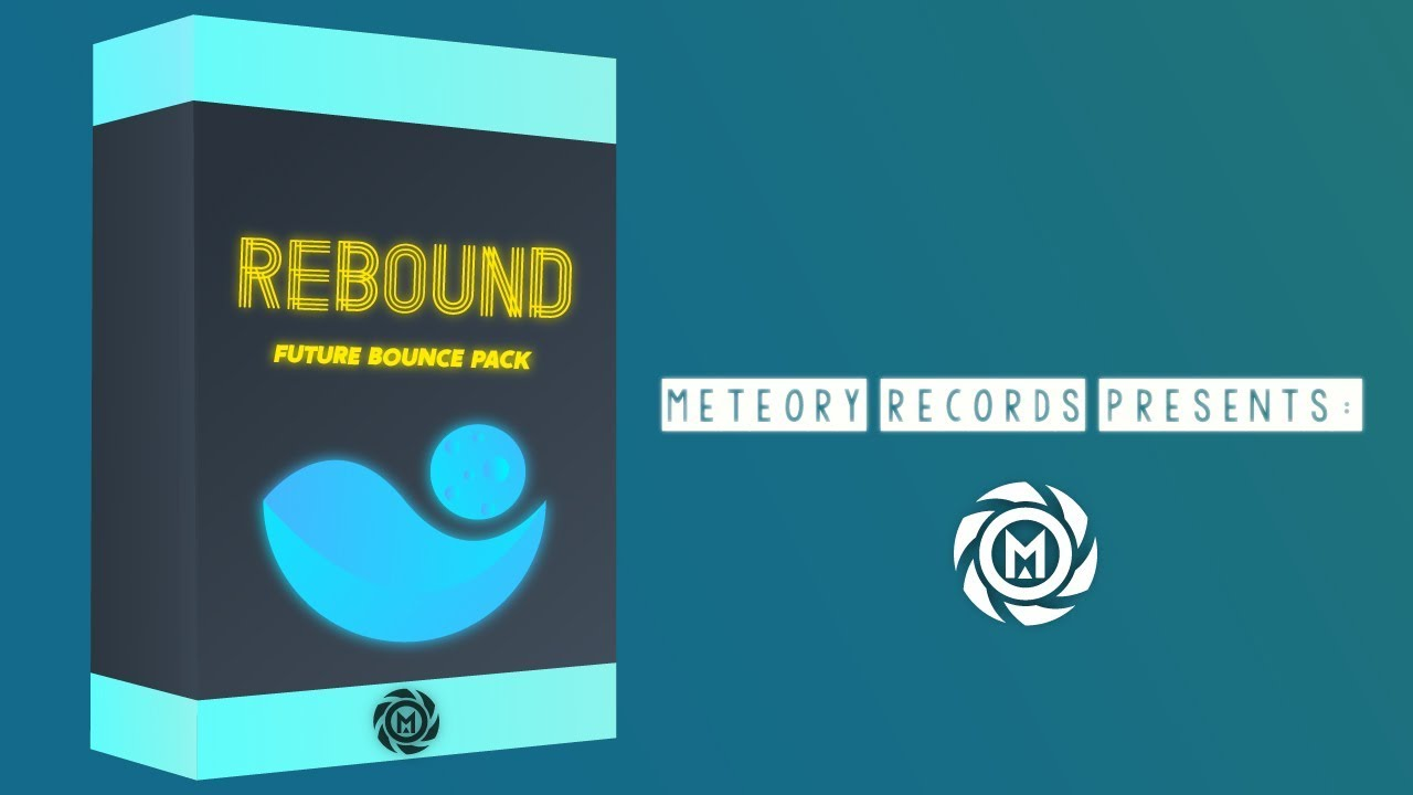 Free | REBOUND - Sample & Presets Pack | Inspired Brooks | Future Bounce | 2018
