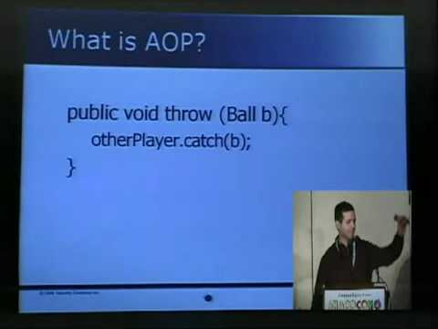 Using Aspect Oriented Programming to Prevent Application Attacks 1/6