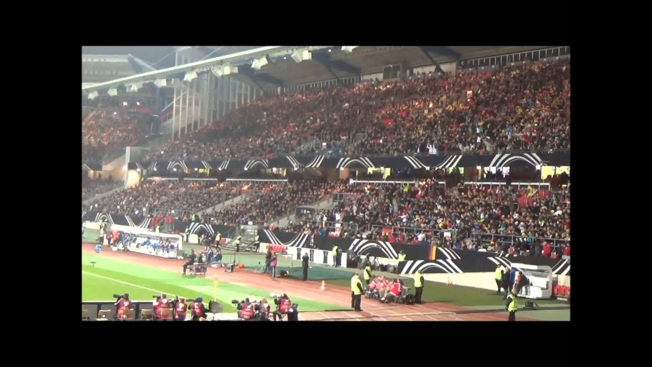 Deutschland Gibraltar Stadion