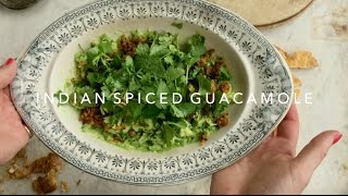 The Best Indian-spiced Guacamole
