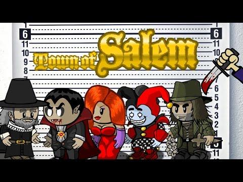 Town of Salem - Mafio-so-rubbish...