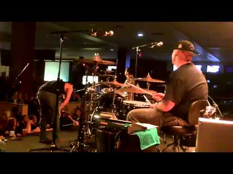 Drum Cam Awesomeness!! Chris Higbee Improv!