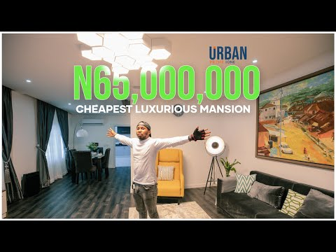 Cheapest Luxury Mansion in Lagos   Urban Prime one Estate by Landwey