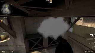 Overpass - Smoke B Heaven + Molotov Bonus