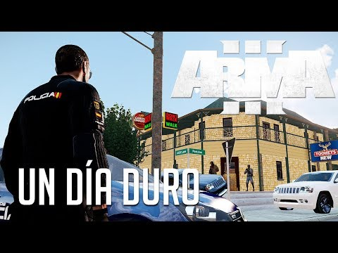 UN DIA DURO | ARMA 3 LIFE GENESIS LIFE C/ ERUBY