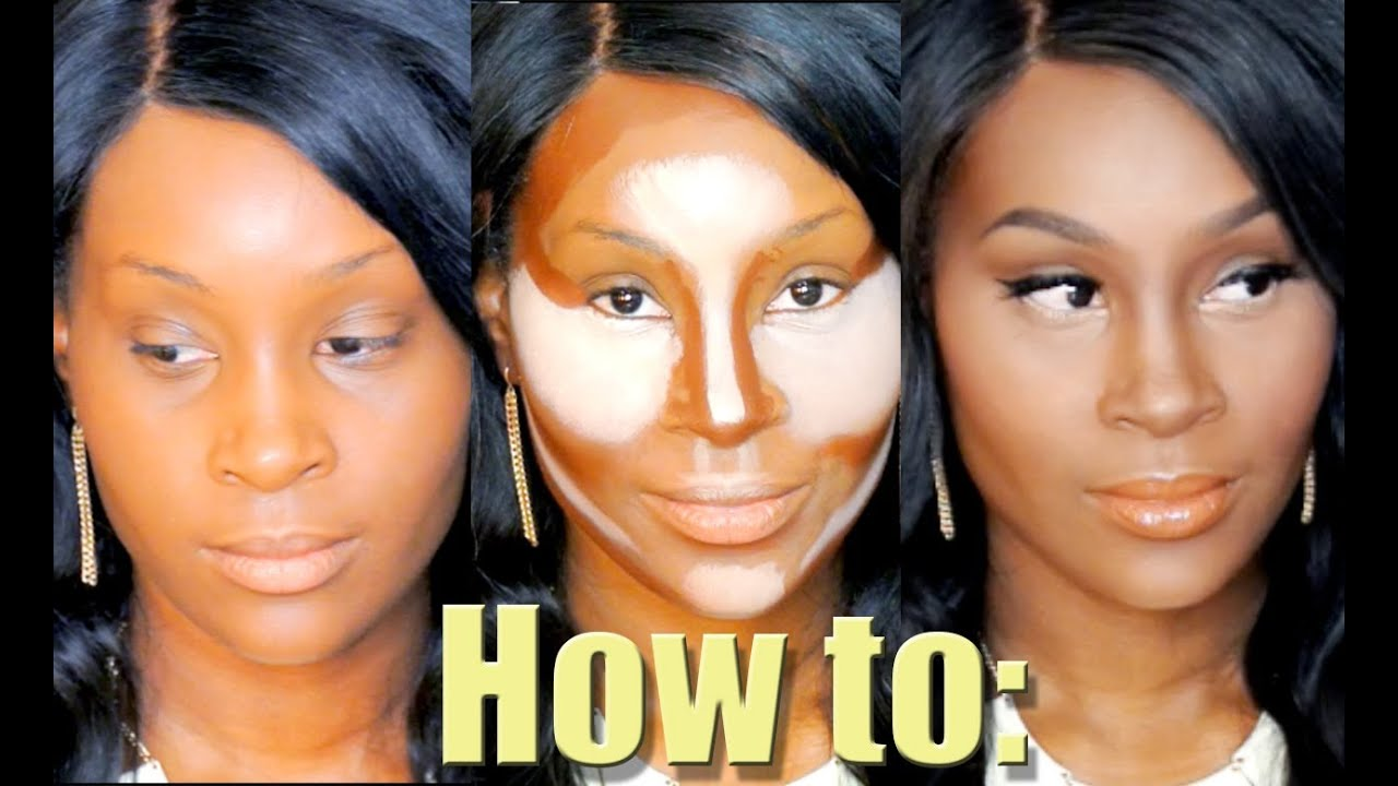 How to Highlight & Contour like a PRO! - YouTube