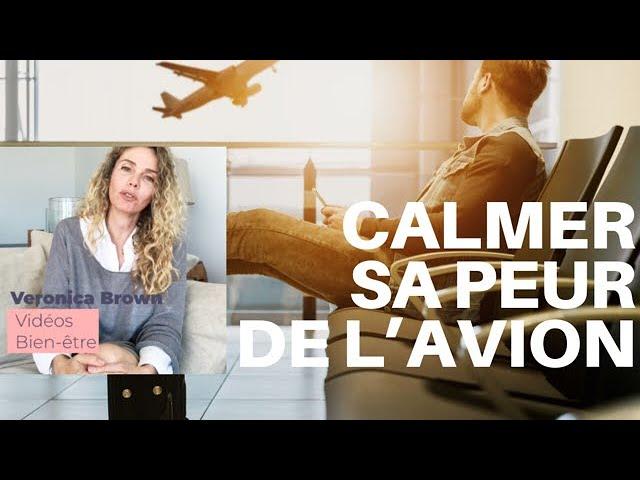 Auto-massage pour gérer la peur de l'avion (attention pas pour les femmes enceintes)