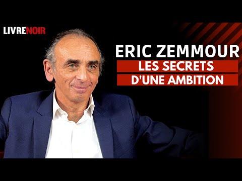 Eric Zemmour : les secrets d'une ambition | Entretien