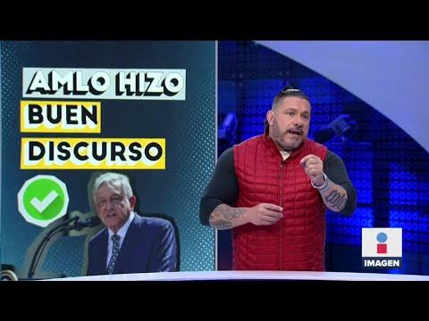 El gran discurso del presidente López Obrador en EU | Noticias con Ciro Gómez Leyva