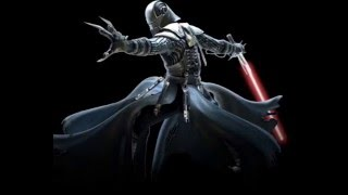 Star Wars the Force Unleashed sith stalker breathing sound eff…